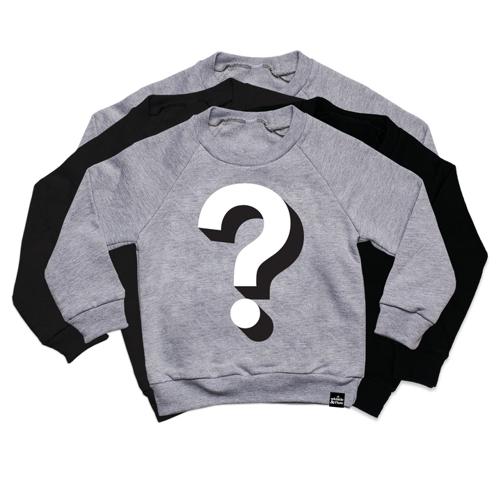Whistle & Flute Sweatshirt Mystery Pack