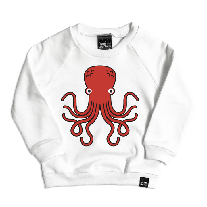 Kawaii Octopus Sweatshirt