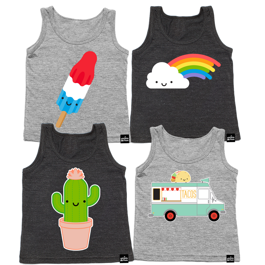 Kawaii Tank Top Bundle