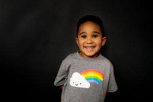 Kawaii Rainbow  T-Shirt