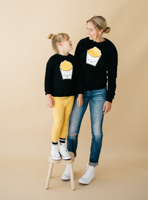 Kawaii Fries Sweatshirt