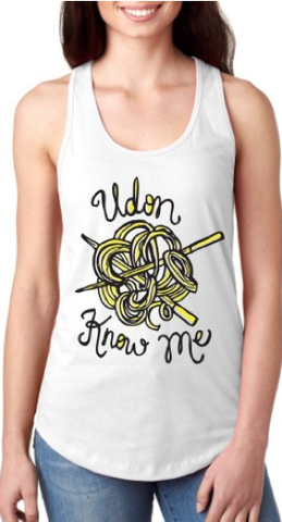 Udon Know Me Tank