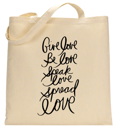 Give Love Tote