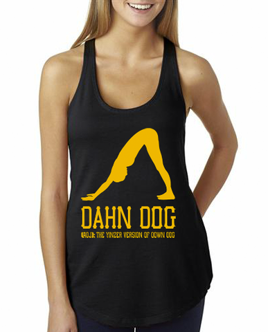 Pittsburgh Dahn Dog Tank