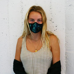*SMALL ONLY* Quantum Valved Microfiber Vogmask