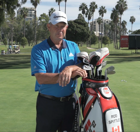 Rod Spittle captures 4th Top Ten Finish on the Champions Tour in 2015 with his Cure RX Series Putter