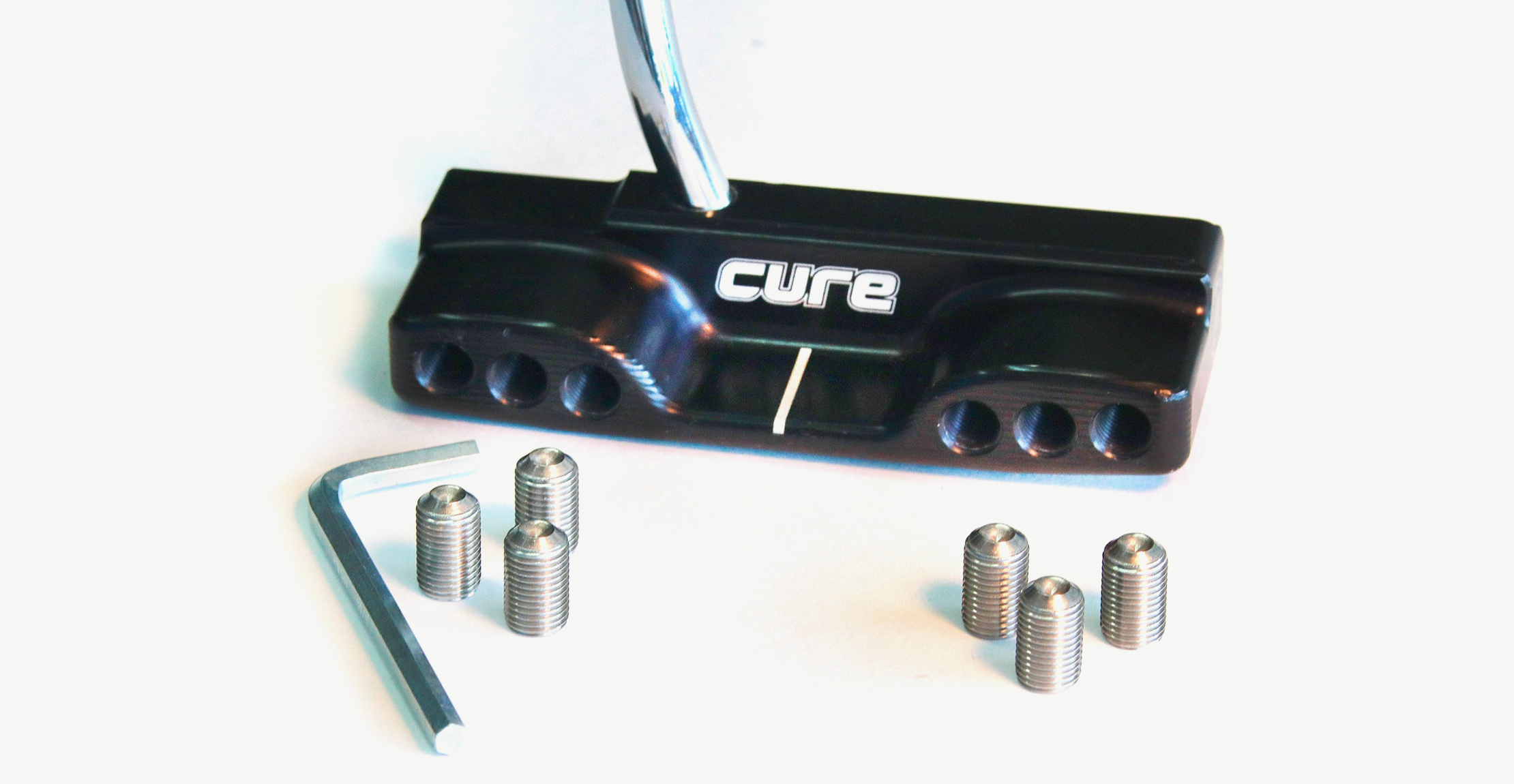 Weight Adjustable putter