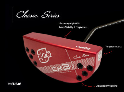 Cure CX3 Putter
