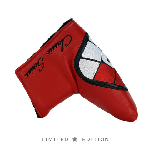 BIG LOGO - Head Cover  *Limited Edition - Red