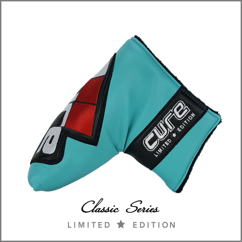 BIG LOGO - Head Cover  *Limited Edition - Teal
