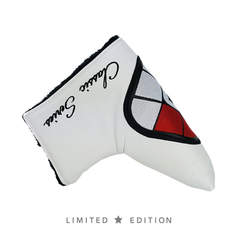 BIG LOGO - Head Cover  *Limited Edition - White