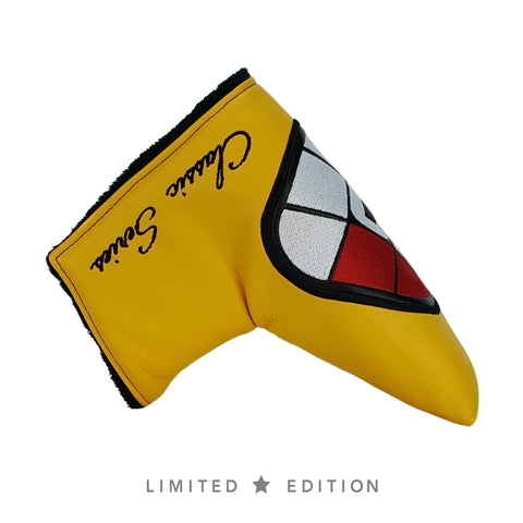 BIG LOGO - Head Cover  *Limited Edition - Yellow