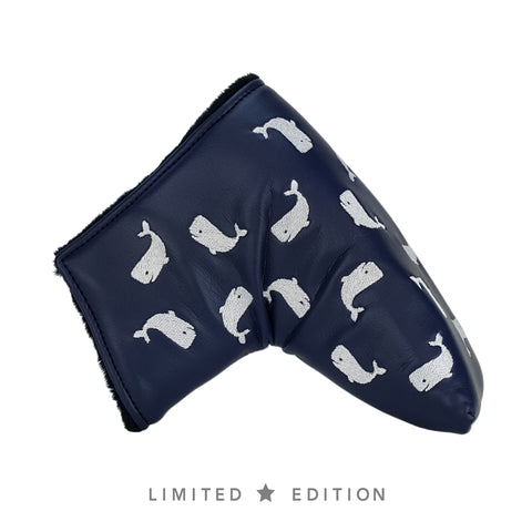 WHALES - Head Cover *Limited Edition