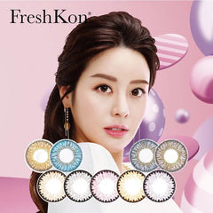 FreshKon Colors Fusion Sparklers Collection