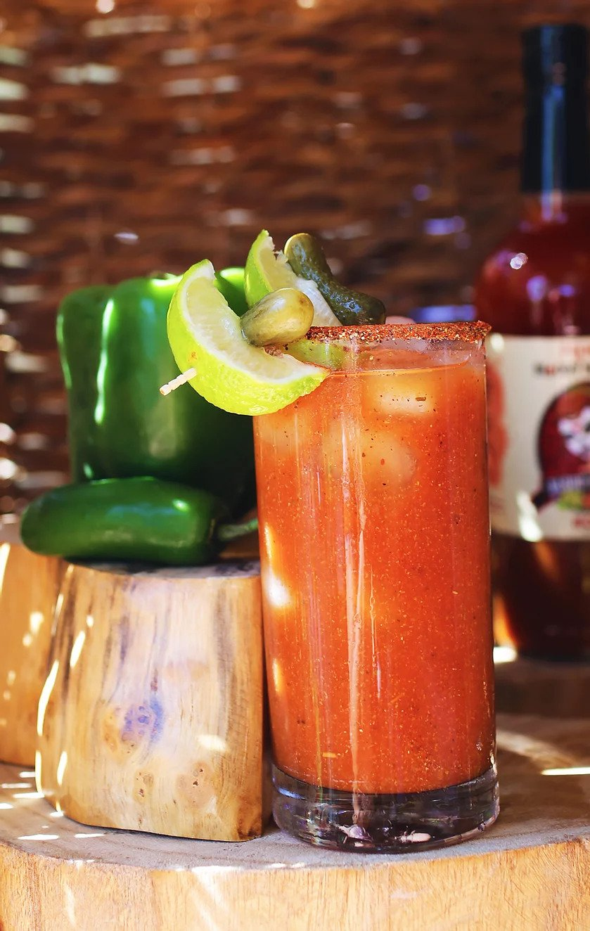 Blood Brothers Bloody Mary