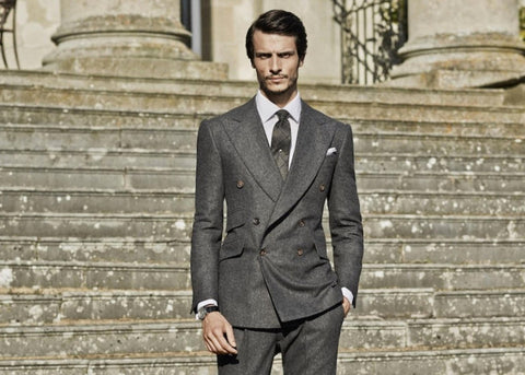 Double Breasted Suit - The Ultimate Style Guide