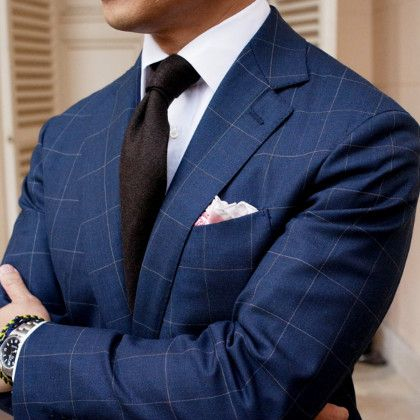 Double Breasted Suit - The Ultimate Guide - Window Style
