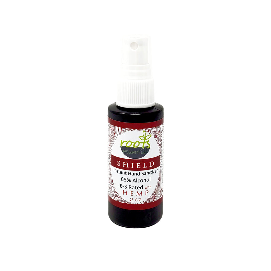 SHIELD Instant Hand Sanitizer-NO RINSE