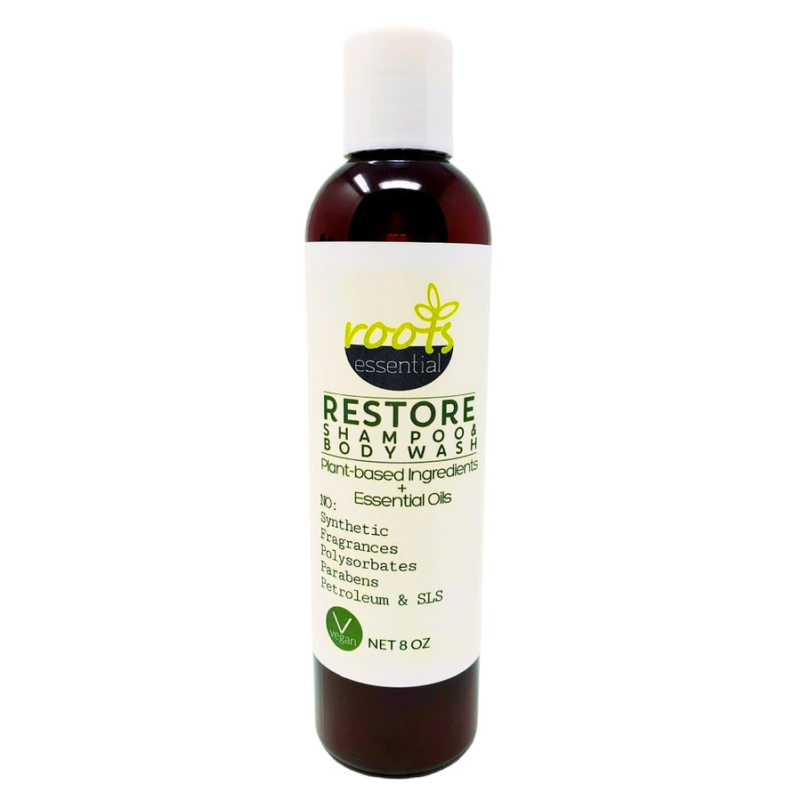 RESTORE Shampoo + Body wash