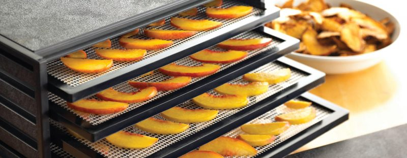 Fit heaps in the Excalibur 9 tray dehydrator