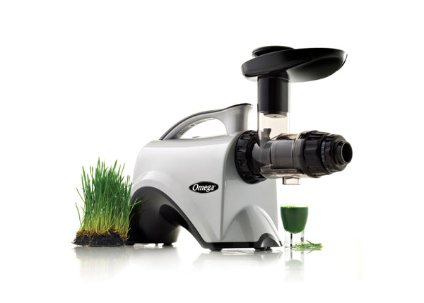 Omega 802S Juicer with Wheatgrass