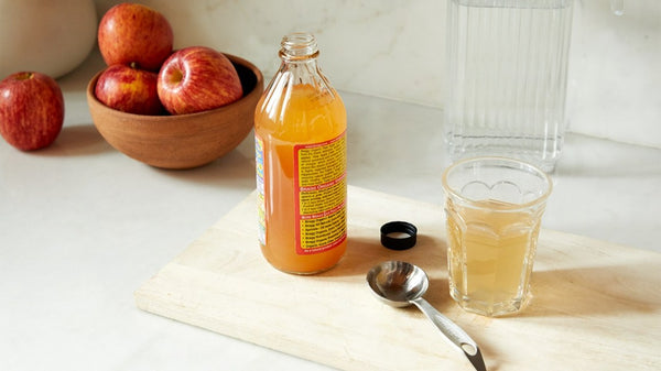 braggs acv in water