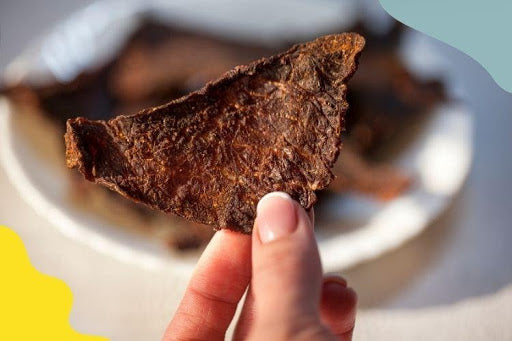 Beef Jerky for pets