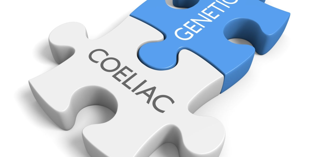 coeliac and genetics connected
