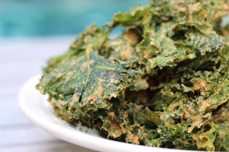 Dehydrated Kale