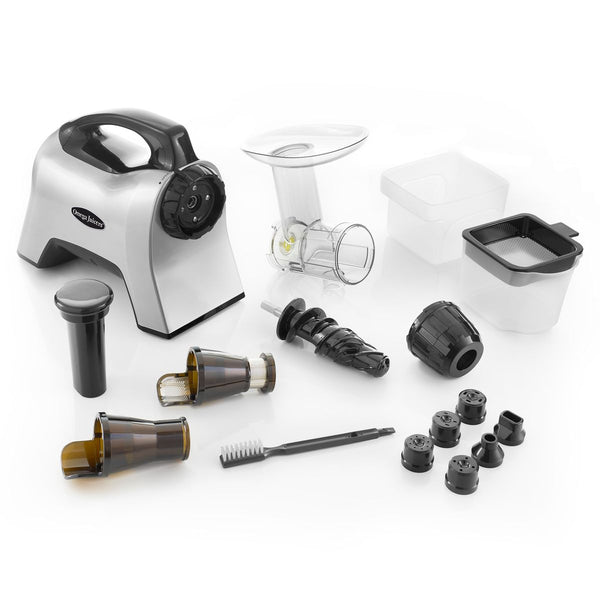 What is inside the NC1002HDC Juicer box