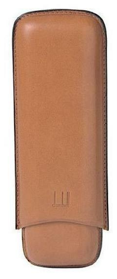 Dunhill Terracotta Leather Robusto 2