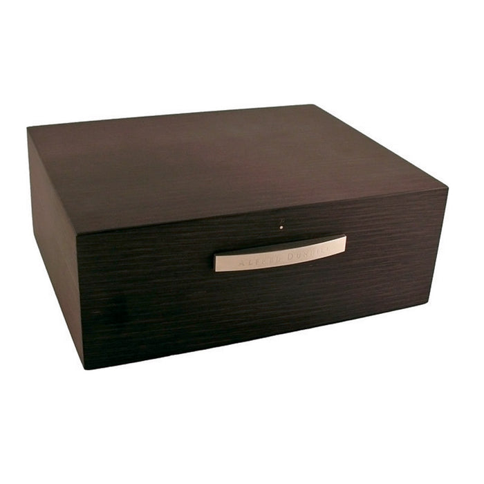 Dunhill Grey Oak White Spot 50 Cigars Humidor