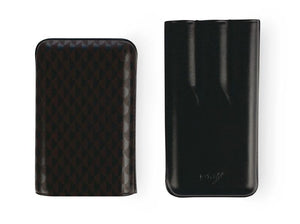 Davidoff Cigar Case XL3 Black Leather Curing