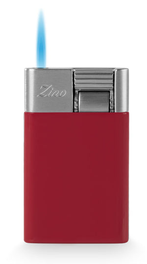 Zino ZS Jetflame Cigar Lighter - Red