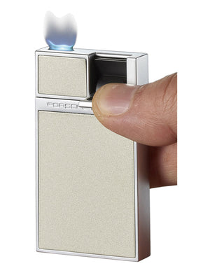 Porsche Design Heber Flat Torch Flame Lighter - Titan