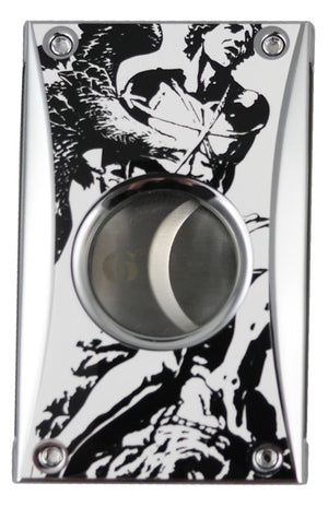 Limited Edition 2018 Prometheus White and Black Cigar Cutter