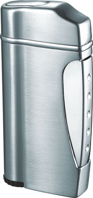 Nolet Satin Silver Torch Flame