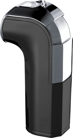 Handle Triple Torch Cigar Lighter - Black