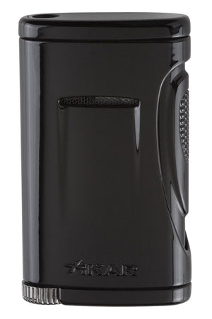 Xikar Xidris Black Single Jet Lighter