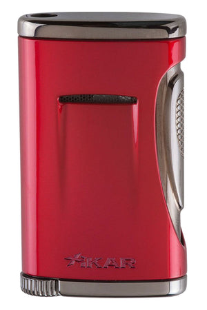 Xikar Xidris Red Single Jet Lighter
