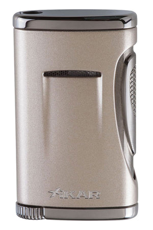 Xikar Xidris Tan Single Jet Lighter