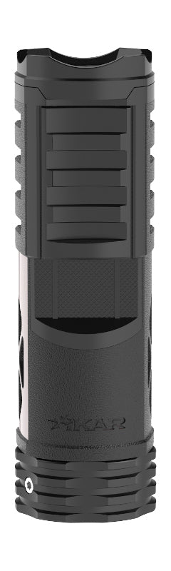Xikar Tactical 1 Single Jet Cigar Lighter- Black