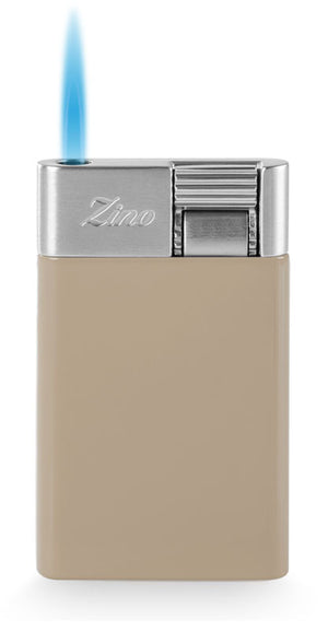 Zino ZM Jetflame Cigar Lighter - Beige