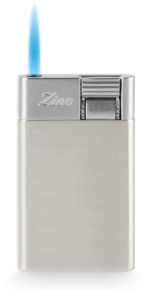 Zino ZM Jetflame Cigar Lighter - Chrome