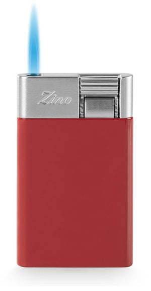 Zino ZM Jetflame Cigar Lighter - Red