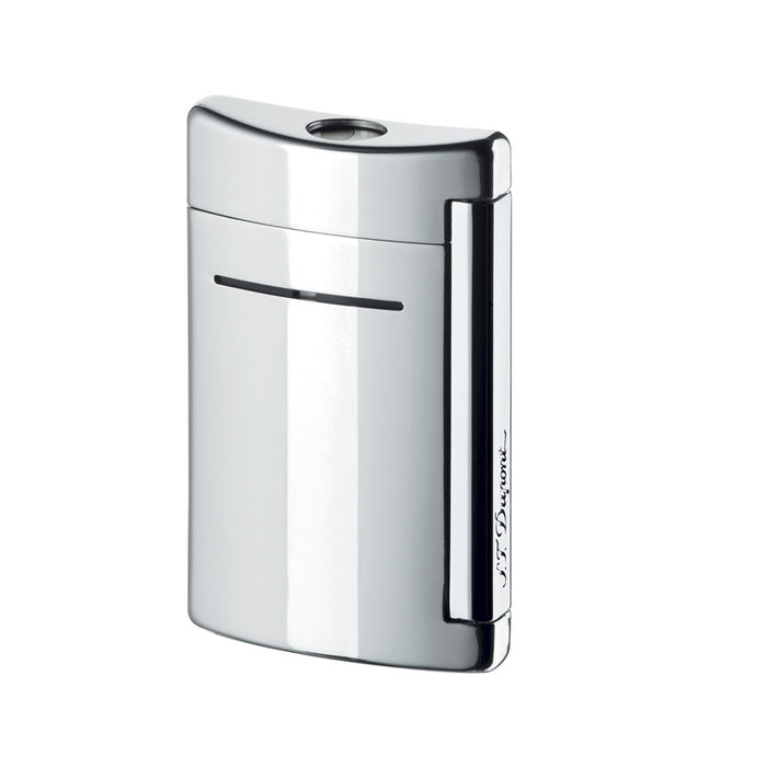 S.T. Dupont MiniJet Chrome Grey Lighter