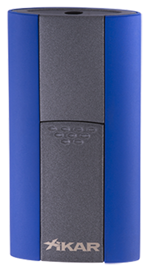 Xikar Flash Single Lighter - Blue