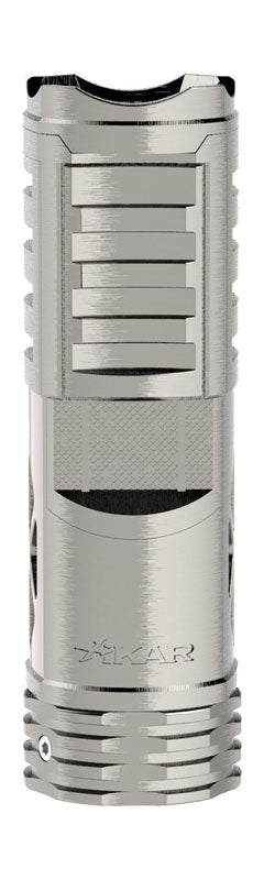 Xikar Tactical 1 Single Jet Cigar Lighter- Gunmetal
