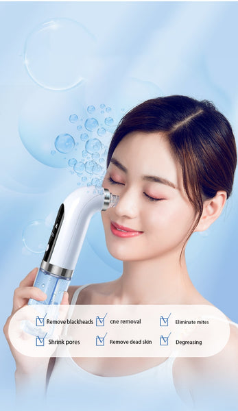 Vacuum Blackhead Remover Rechargable