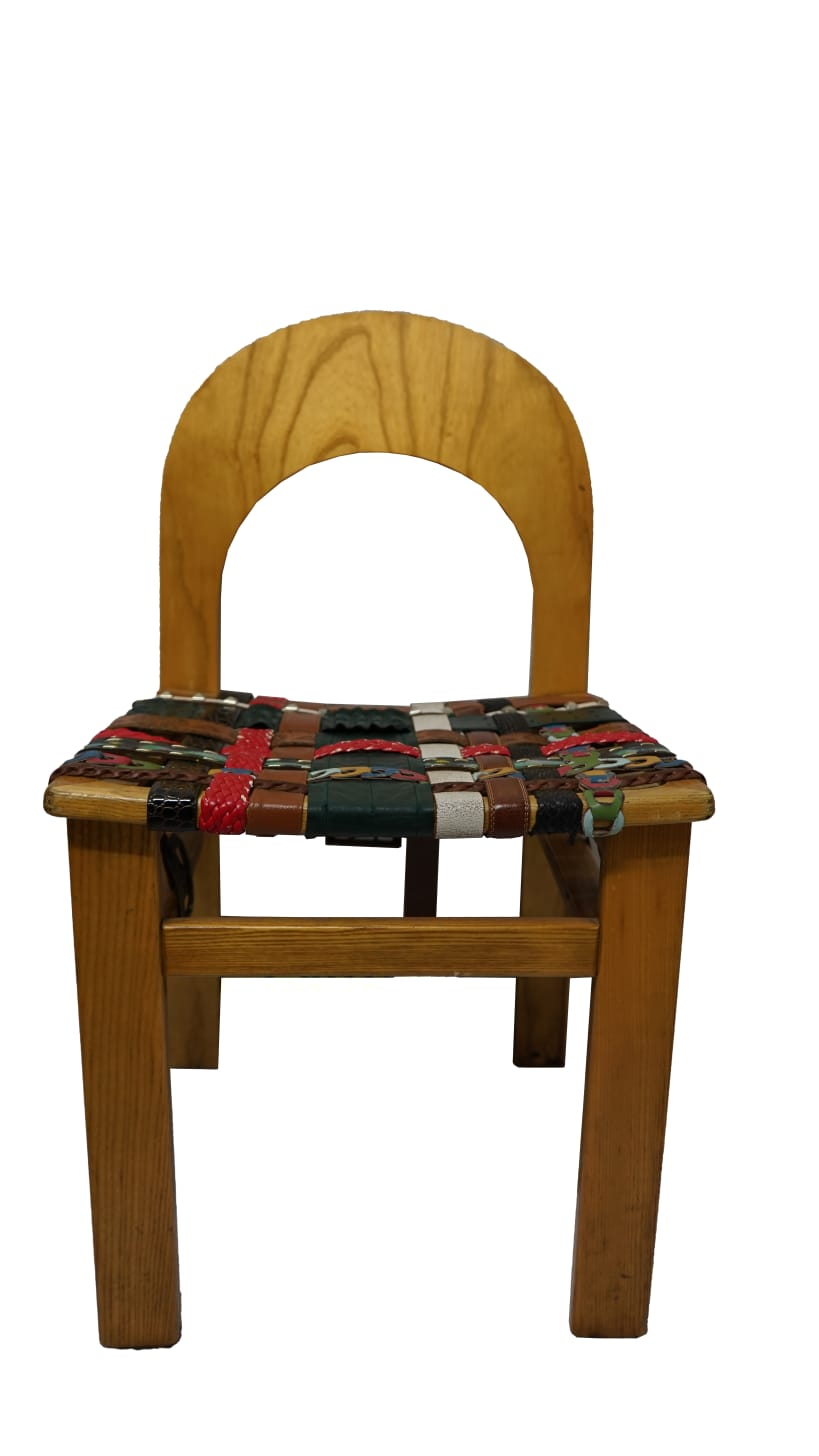 Belts Chair